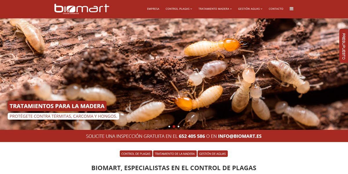 Biomart Home